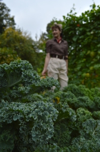 land girl kale