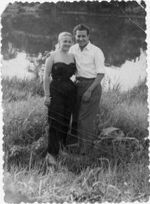 M. &Mmme Pelosoff 1950s