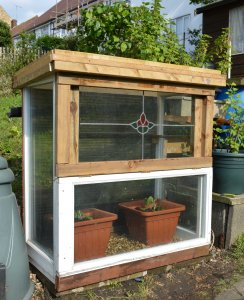 mini greenhouse low