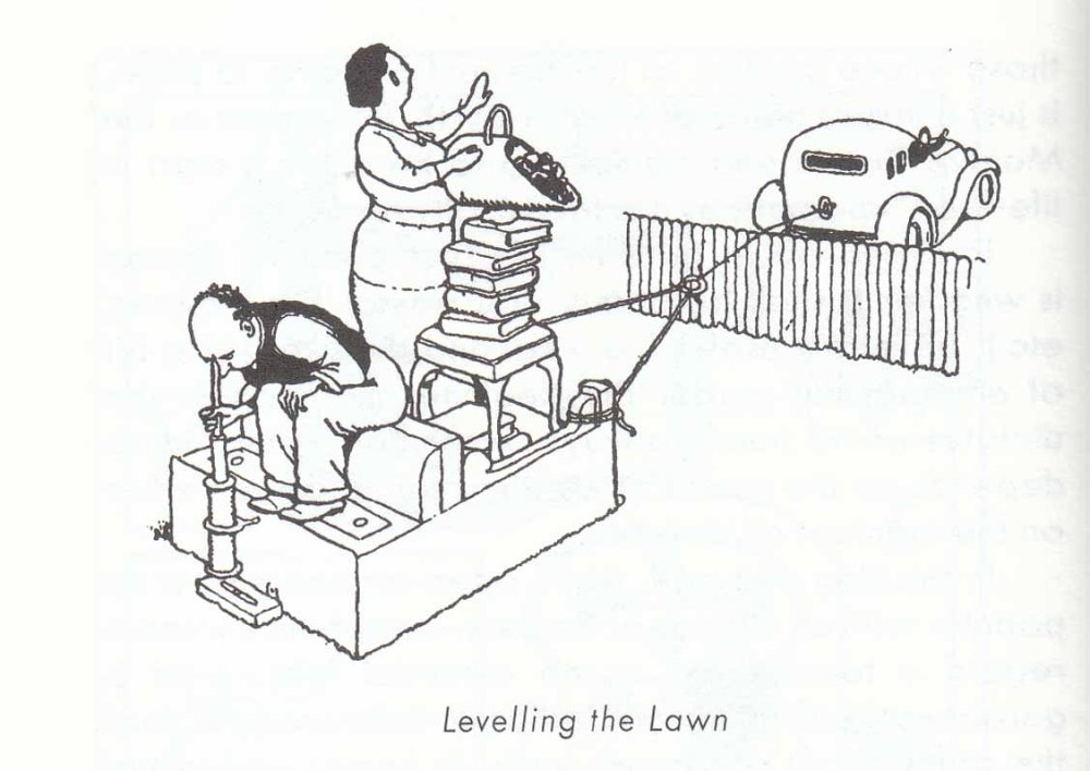 levelling